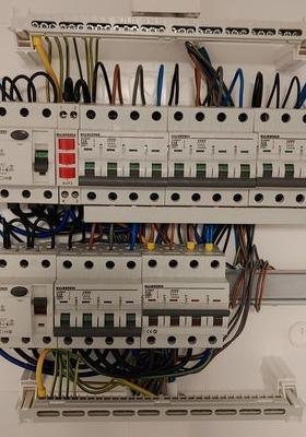 instalacja elektryczna 13